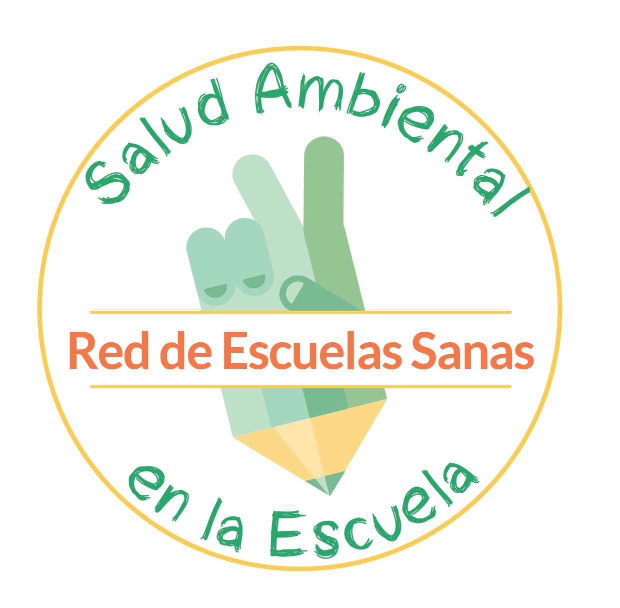 Sello Red Escuelas Sanas SAE 2018